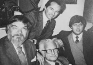 ラリー・ジェニングス、ブルース・サーボン、ダイ・バーノン、ルイス・ファランガ