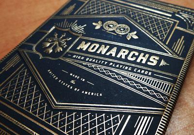 モナークスMonarchs Deck